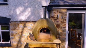 'Huff' Wood Fired Oven