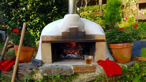 'Radmila' Wood Fired Oven